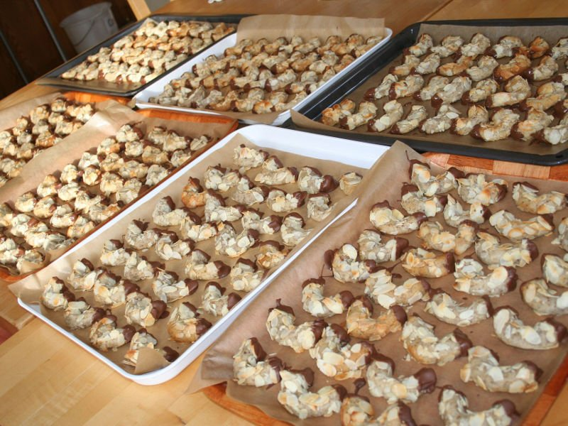 Cookies for the Elderly