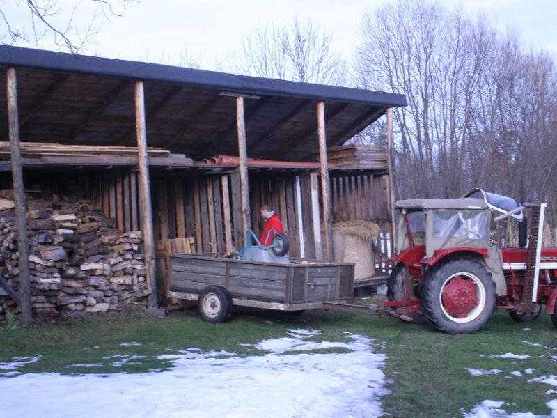 Przydział drewna na opał
