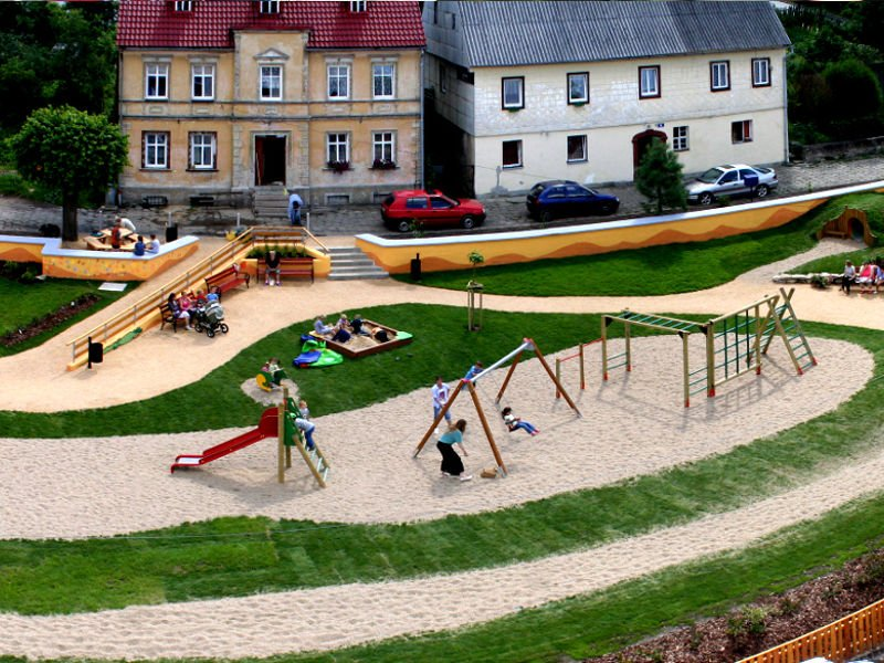 How to Build a Playground