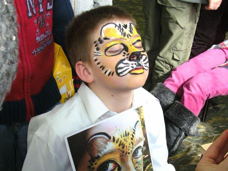 Tygrys w szkole
